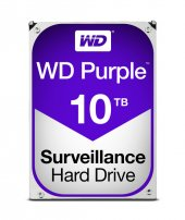 Wd Purple 7x24 3,5 10tb 256mb Sata 6gb S