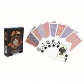 Star 100 Plastik Poker Oyun Kağıdı (Tek Deste)