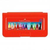 Faber Castel Pastel Boya 12&#039 Li Plastik Kutulu