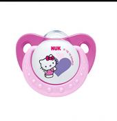 Nuk Hello Kitty No 2 Emzik