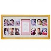 Baby Memory Prints 12 Aylık Çerçeve Bebek