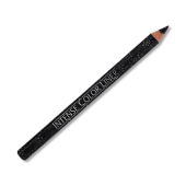 Huncalife Intense Color Tahta Kalem Simli Siyah