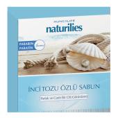 Huncalife Naturilies Canlandırıcı İnci Tozu Sabun 100gr