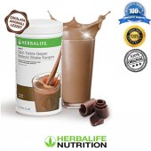 Herbalife Besleyici Çikolata Aromalı Shake Karışımı