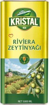 Kristal Riviera Zeytinyağı 5lt