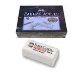 Faber Castel Silgi Beyaz 48&#039 Li