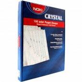Noki Crystal Poşet Dosya 100&#039 Lü Paket