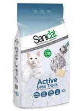 Sanicat Active Kalın Taneli Marsilya Sabunlu Kedi Kumu 10lt