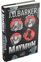 4 Maymun Nemesis Kitap