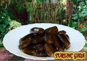 Patlıcan Reçeli İçi Cevizli (400 Gr)