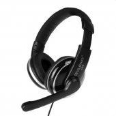 Ovleng Q6 Siyah Mikrofonlu Usb Gaming Kulaklık