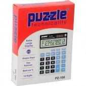 Puzzle Hesap Makinası 100s 12 Hane