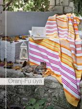 Sesli Tekstil Summer Yazlık Battaniye Çift Kişilik