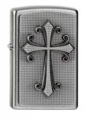 Zippo Çakmak 3d Cross