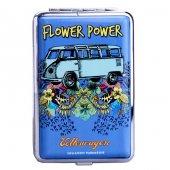 Volkswagen Flower Power Mavi Sigara Tabakası 12li