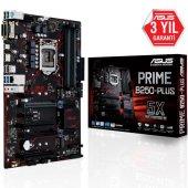 Asus Prıme B250 Plus Ddr4 S+v+gl 1151 (Atx)