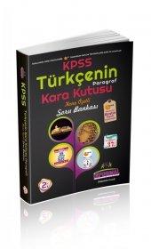 2018 Kpss Türkçenin Kara Kutusu Paragraf Konu Özetli Soru Bankası