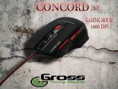 Concord A9 Oyun Mouse Ve Mousepad