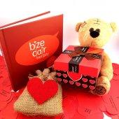 Sevgiliye Romantik Hediye Seti Model 20
