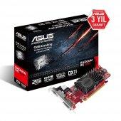 2 Gb Asus Radeon R5230 Sl 2gd3 L Ddr3 64bit Dsub Dvı Hdmı Hdc