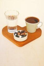 Joy Kitchen Vıola Kalp Kahve Sunumu (4 Parça) P52400s1 &