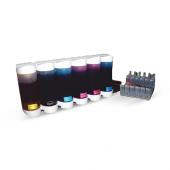 For Use In Epson R 1400 R 1500w Uyumlu Bitmeyen Kartuş Sistemi (