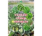 Yaprağı Yenen Sebzeler Kitabı