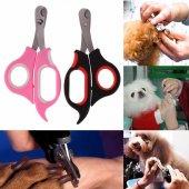 Evcil Hayvan Tırnak Makası Ve Törpü Seti