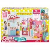 Barbie Veteriner Merkezi Oyun Seti Fbr36 100 Lisanslı Orijinal