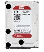 Wd Red Nas 3.5 Sata 3 Intellipower 3tb 64mb 7x24