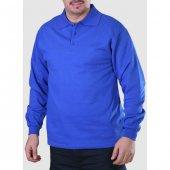 Gömlek Yaka Sweatshirt Kışlık İş Elbiseleri
