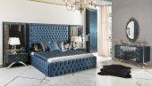 Kordon Art Deco Yatak Odası