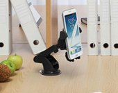 Torpido Üstü Teleskopik Araç Telefon Tutucu