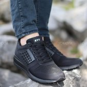 Ryt Roma Siyah Erkek Spor Ayakkabı