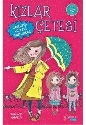 Kızlar Çetesi Carlotta Ve Yeni Dostluklar Kokulu Kitap