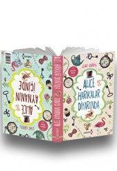 Alice Harikalar Diyarında Alice Aynanın İçinde Kokulu Kitap