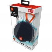 Jbl Clip 2 Taşınabilir Bluetooth Hoparlör Renkleri Su Geçirmez
