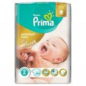 Prima Premium Care Bebek Bezi İkiz 2 No.3 6 Kg 66 Adet