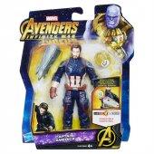 Avengers Infinity War Figür Ve Sonsuzluk Taşı Captan America