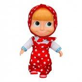 Masha Bebek Kırmızı Elbiseli 23 Cm