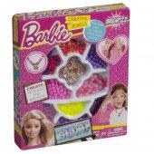 Barbie Boncuk Kolye Bileklik Takı Yapma Seti