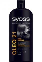 Syoss Şampuan 600 Ml Oleo