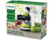 Philips Viva Collection Yavaş Sıkım Katı Meyve Sıkacağı
