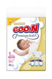 Goon Premium Soft Bant Jumbo Bebek Bezi No 1 5 Kg 68 Adet