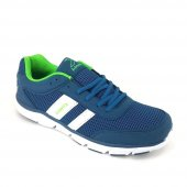 Kinetix Bolton Petrol Mavi Unisex Koşu Ayakkabısı