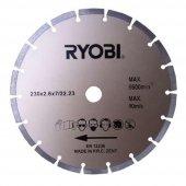 Ryobi Agdd230a1 230mm Elmas Beton Kesme Diski