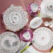 Kütahya Porselen 33 Parça 9382 Desen Kahvaltı Takımı Kütahya Pors