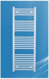 Havlupan 40x80 Cm. Beyaz Düz Banyopan Havlu Radyatör