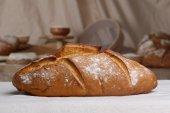 Ekşi Mayalı Tuzsuz Sarı Buğday Ekmeği