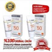 3 Adet Dermaderm Spf 50+ Faktör Güneş Kremi Dermatolojik Seri